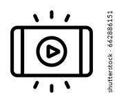 play | Shutterstock .eps vector #662886151