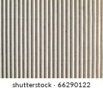 texture of brown corrugated...   Shutterstock . vector #66290122