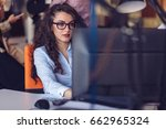 startup business people group...   Shutterstock . vector #662965324