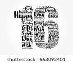 happy 16th birthday word cloud...
