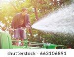 phuket  thailand   june 20   an ... | Shutterstock . vector #663106891