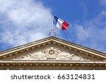 Emblems Of France  French Flag...
