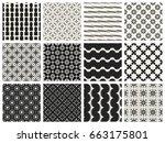 abstract concept vector...   Shutterstock .eps vector #663175801
