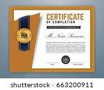 multipurpose modern... | Shutterstock .eps vector #663200911