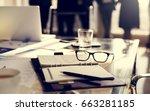 association alliance meeting... | Shutterstock . vector #663281185