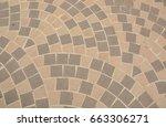 floor tile pattern   Shutterstock . vector #663306271