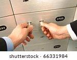 Unlocking Deposit Safe