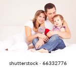 happy family  mother  father... | Shutterstock . vector #66332776