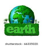 earth | Shutterstock . vector #66335020