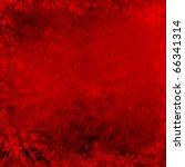 red christmas grunge texture...   Shutterstock . vector #66341314