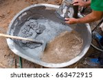 Mixing Cement
