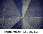 concrete wall | Shutterstock . vector #663482161