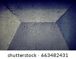 concrete wall | Shutterstock . vector #663482431