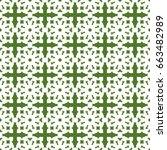 seamless pattern. modern...   Shutterstock . vector #663482989