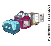 Three Type Of Pet Carrier ...