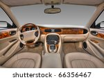 view of the interior of a... | Shutterstock . vector #66356467