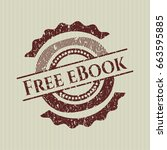 red free ebook distressed...