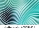 colorful ripple background | Shutterstock . vector #663639415