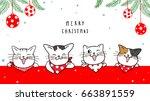 vector illustration design... | Shutterstock .eps vector #663891559