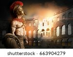 Ancient Warrior Or Gladiator...