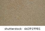 fiberboard wooden plate ...   Shutterstock . vector #663919981