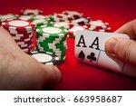 Best gamble in poker or lucky...