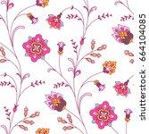 light seamless pattern for your ...   Shutterstock .eps vector #664104085