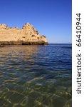 portugal western algarve lagos... | Shutterstock . vector #66410944