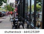 asbury park  nj usa    june 18  ... | Shutterstock . vector #664125289