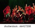 chengdu   dec 10  chinese... | Shutterstock . vector #66417208