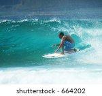 surf | Shutterstock . vector #664202