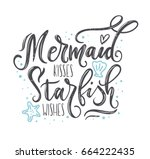 mermaid kisses  starfish wishes ...