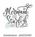 Mermaid Kisses  Starfish Wishe...