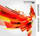abstract background vector | Shutterstock .eps vector #66433588