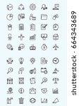 mobile icon  line icon ...