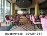 modern luxury hotel lounge | Shutterstock . vector #664354954