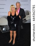 """Small photo of LOS ANGELES, CA - DECEMBER 14, 2016: Actress Suzanne Somers & husband actor Alan Hamel at the world premiere of """"Passengers"""" at the Regency Village Theatre, Westwood."""