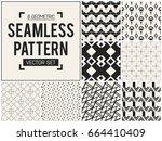 abstract concept vector... | Shutterstock .eps vector #664410409