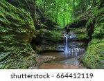 Punch Bowl Falls Indiana - Fine Art prints