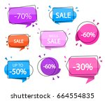 sale banners. vector...