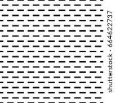 seamless surface pattern design ... | Shutterstock .eps vector #664622737