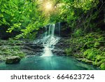 Beautiful Mountain Rainforest...