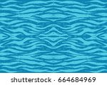 Water Background. Blue...