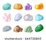 Semi Precious Gemstones Stones...