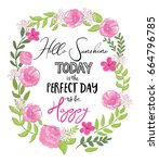 creative original design for... | Shutterstock .eps vector #664796785