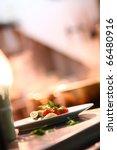 gourmet food | Shutterstock . vector #66480916