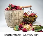 Dry Flowers Or Potpourri Are...