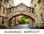 Hertford Bridge Known As The...