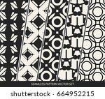 abstract concept vector... | Shutterstock .eps vector #664952215