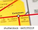 earlestown station. liverpool...   Shutterstock . vector #665155219